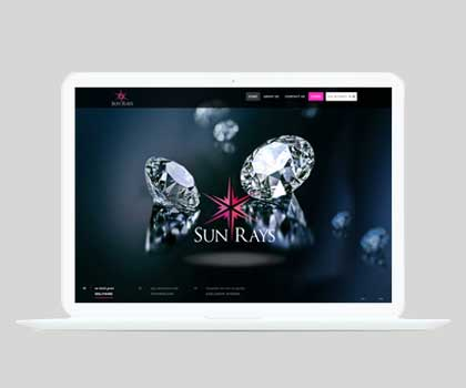 sunrays diamonds india